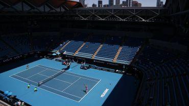 Il n'y a pas de juges de ligne à l'Open d'Australie