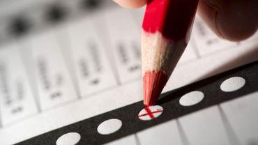 Sept listes dans le Brabant wallon n'auront qu'une case sur le bulletin de vote.