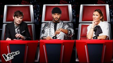 Slimane, Vitaa et Matthew: premières confidences des coachs de The Voice Kids