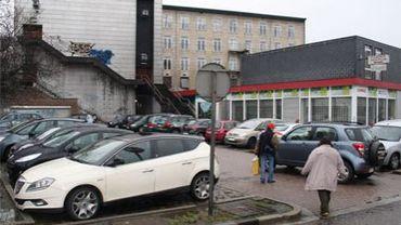 Une rue de Verviers où la parti Islam entend prendre pied
