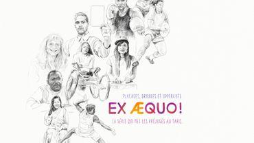 """Ex Aequo !"" : la série qui met les préjugés au tapis"