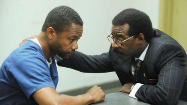 """Courtney B. Vance (à droite) est nommé aux Golden Globes pour son rôle dans """"American Crime Story : The People v. O.J. Simpson"""""""