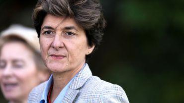 Sylvie Goulard, candidate française au poste de commissaire européen au Marché intérieur, de l'industrie et de la défense