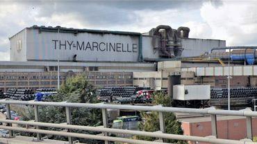 28 millions d'euros vont être investis sur le site de Thy-Marcinelle