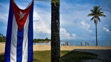 La foudre pendant un orage a fait cinq morts et un blessé jeudi après-midi sur une plage à l'ouest de Cuba