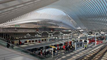 Des portiques de sécurité pour les Thalys: quasi impayable à Liège