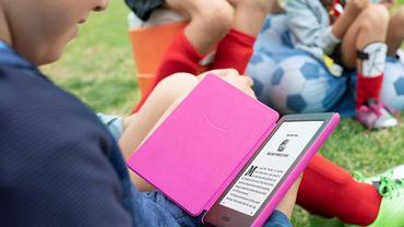 Amazon annonce sa première liseuse pour enfants