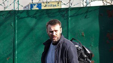 Russie: le parti de l'opposant Navalny n'est plus autorisé