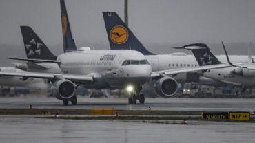 Lufthansa supprime encore plus de vols en raison d'un problème de logiciel du gestionnaire