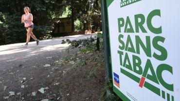 Strasbourg a interdit le tabac dans les parcs et jardins publics