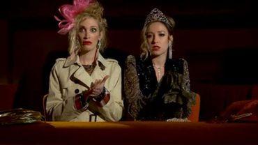 Les Poufs à l'opéra