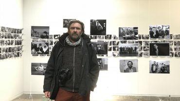 Goldo expose à la galerie Central jusqu'au 16 mars à Liège