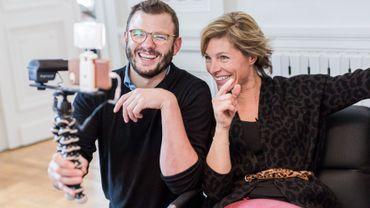 Armelle et Jean-Phi sont en Facebook Live