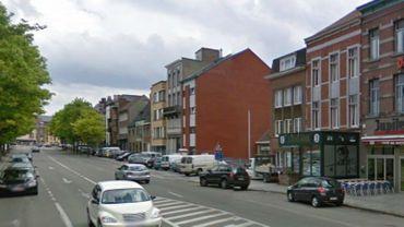 La chute a eu lieu dimanche, dans un immeuble situé sur le boulevard des Déportés.