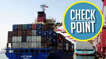 """Check Point: l'UE est-elle """"injuste"""" envers les Etats-Unis dans ses échanges commerciaux ?"""