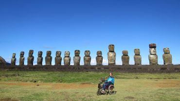 Parcourir le monde en chaise roulante, Blandine l'a fait !