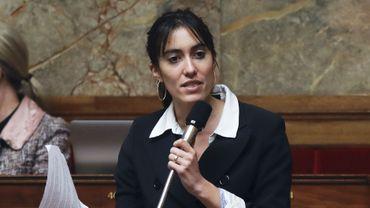Paula Forteza, ex LREM, co-préside le nouveau groupe politique