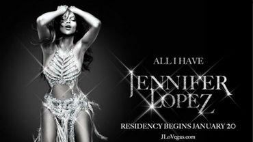 Jennifer Lopez sera à Las Vegas du 20 janvier au 12 juin 2016