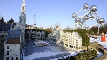 La ville de Bruxelles n'a pas souhaité renouveler le bail de Mini-Europe.
