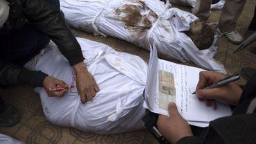 Plus de 80 000 personnes ont perdu la vie dans la révolte syrienne