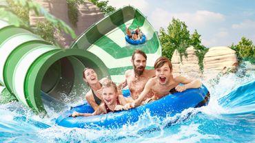 Bellewaerde a ouvert son aquapark ce 1er juillet.