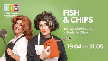 Fish & Chips au Théâtre de la Toison d'or