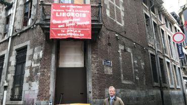 """Carré à Liège: le nouveau propriétaire Geoffroy de Paul compte rouvrir la discothèque """"Le Premier"""" en septembre dans un édifice du 17e complètement rénové"""
