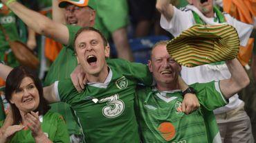 Euro : Un prix spécial pour les fans irlandais