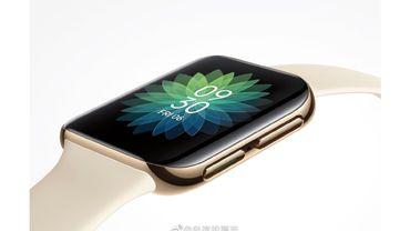 Oppo s'inspire de l'Apple Watch pour sa première smartwatch