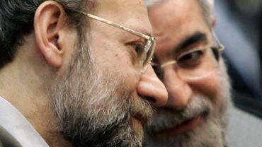 Le président Rohani a été élu sur la promesse de faire lever les sanctions internationales qui frappent durement l'économie iranienne