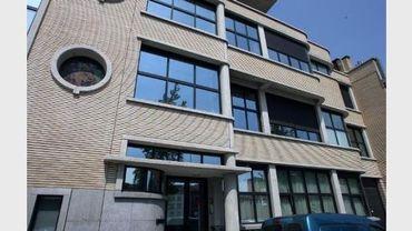 Le bâtiment remplace l'ancien dépôt de De Lijn (Illustration)