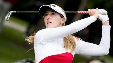 La Belgique termine 8e de l'épreuve par équipe mixte en golf, l'Islande sacrée