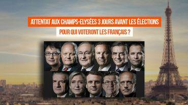 """Gilles: """"Je suis Français et ce weekend je vote Le Pen"""""""