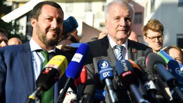 Retour de migrants: l'Allemagne souhaite un accord rapide avec l'Italie