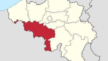 La province de Hainaut la plus peuplée du pays