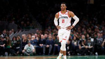 Russell Westbrook, star de la NBA, à son tour positif au coronavirus