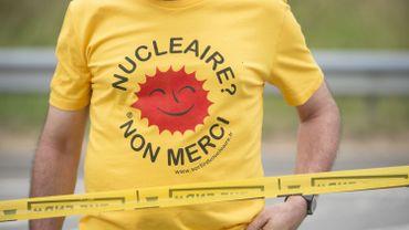 Les militants anti-nucléaire annoncent avoir recueilli près d'un demi-million de signatures (illustration).