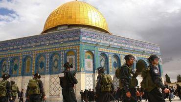 Jérusalem: la mosquée El Aqsa