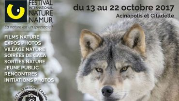 Le Festival International du Film Nature revient à Namur