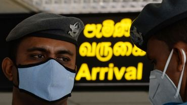 Coronavirus : le Sri Lanka reporte la réouverture de l'aéroport international de Colombo