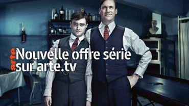 Arte lance sa plateforme de streaming de séries et c'est gratuit!