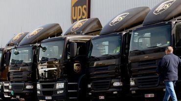 UPS va supprimer 94 emplois sur son site de Diegem