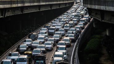 De nombreux embarras sur les routes à l'aube de ce WE prolongé