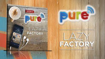 Le bonheur de paresser en 39 titres: la 3e compile Lazy Factory est arrivée!