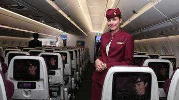 Les règles s'assouplissent pour le personnel navigant féminin de Qatar Airways.
