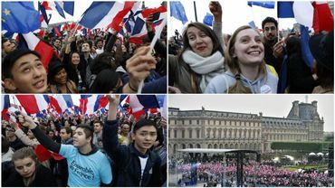 Emmanuel Macron élu président de la République: tout ce qu'il faut savoir à 20h
