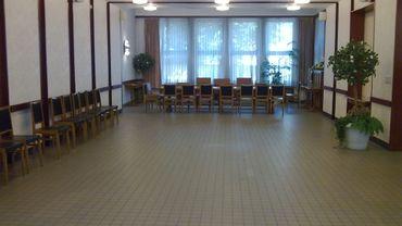 La salle Léopold II un nouvel espace de recueillement
