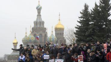 L'opposant Navalny devant un juge lundi, des dizaines de milliers de Russes mobilisés