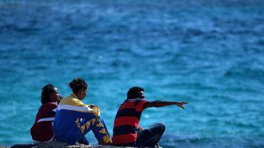 Viols et tortures: les immigrés de Lampedusa accusent (illustration)