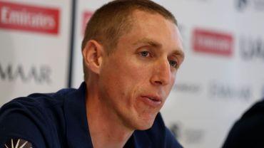 L'Irlandais Dan Martin doit abandonner le Dauphiné. Sera-t-il remis de sa fracture pour disputer le Tour de France ?